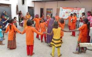 HOLI Mahotsav with Pathshala Children !!