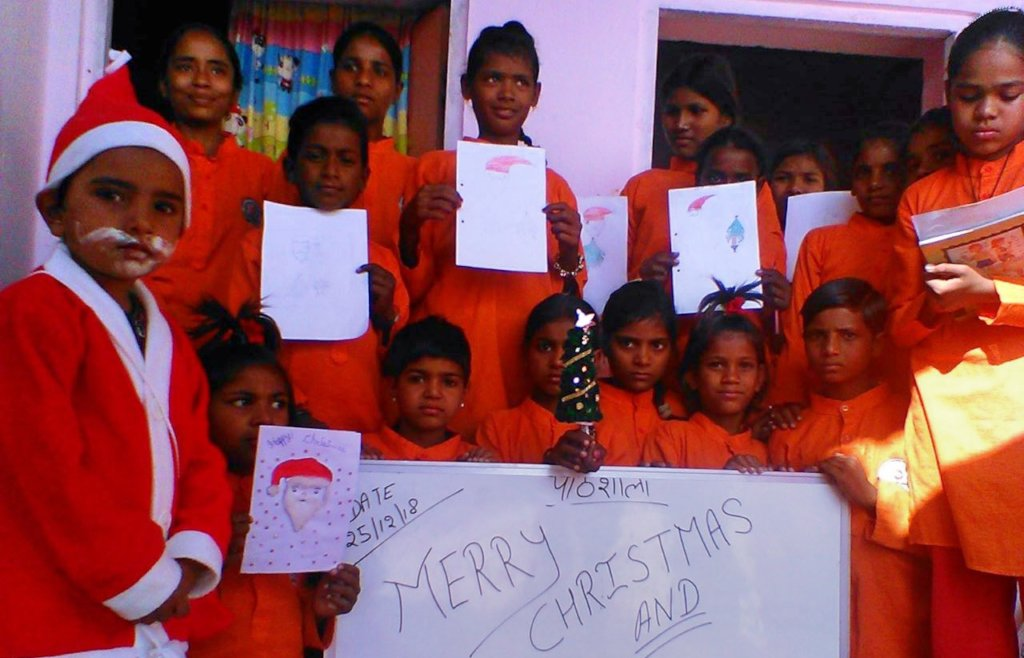 Education for Every Girl Child !!
