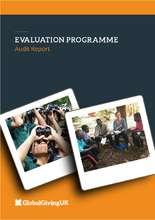RSKS India Evaluation Audit Report GG UK (PDF)