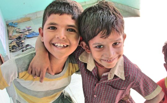 Smiling Kids