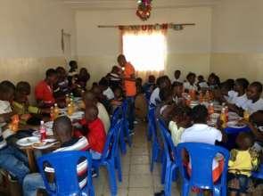 Christmas Celebrations at new Maison Janet Bokwa