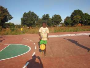 Rural Basketball