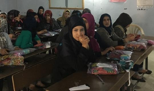 Days for Girls in Akkar