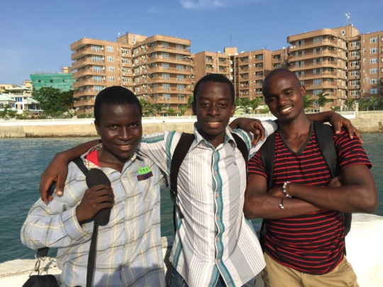 Saidi, Tumsifu and Dibeit in Dar