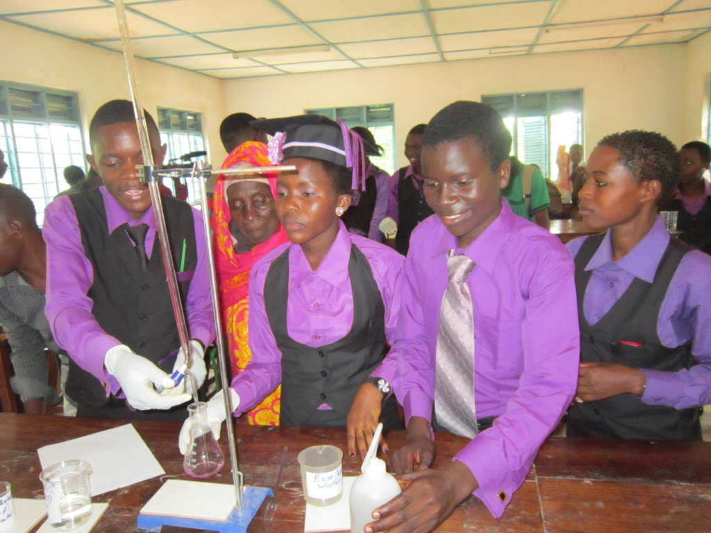 Provide Science Labs for Tanzania Secondary School