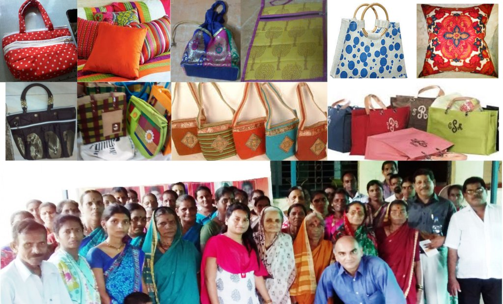 Train 100 poor Mumbai women in entrepreneurship
