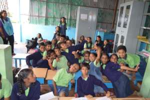 Education support to underserved inner-city kids