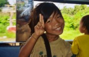 Teach Thai Youth to Report Human Trafficking