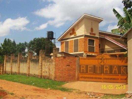 Retrak's Bulamu Drop-In Center in Kampala