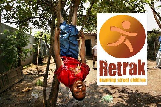 Rebuilding the lives of street children in Uganda