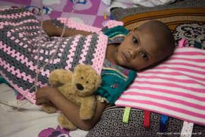 Photo credit: World Child Cancer UK