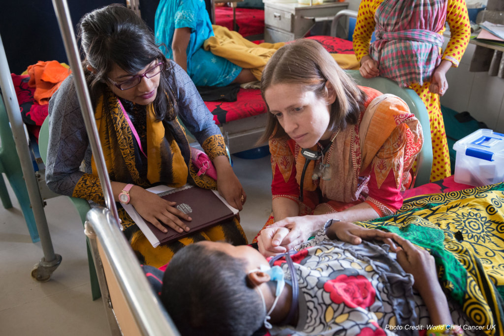 Bringing children's palliative care to Bangladesh
