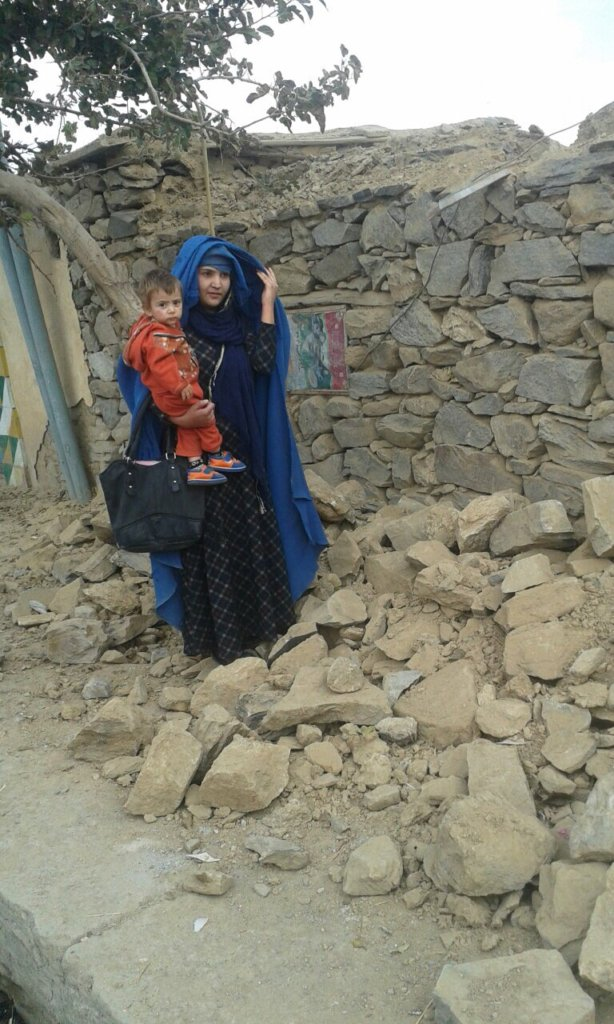 Earthquake Recovery for Students in Badakhshan