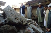 Support to Earthquake-affected families Pakistan