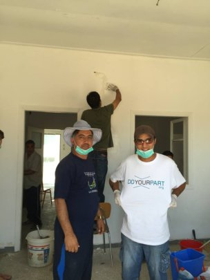 Restoring Room for Mom's and Babies Center