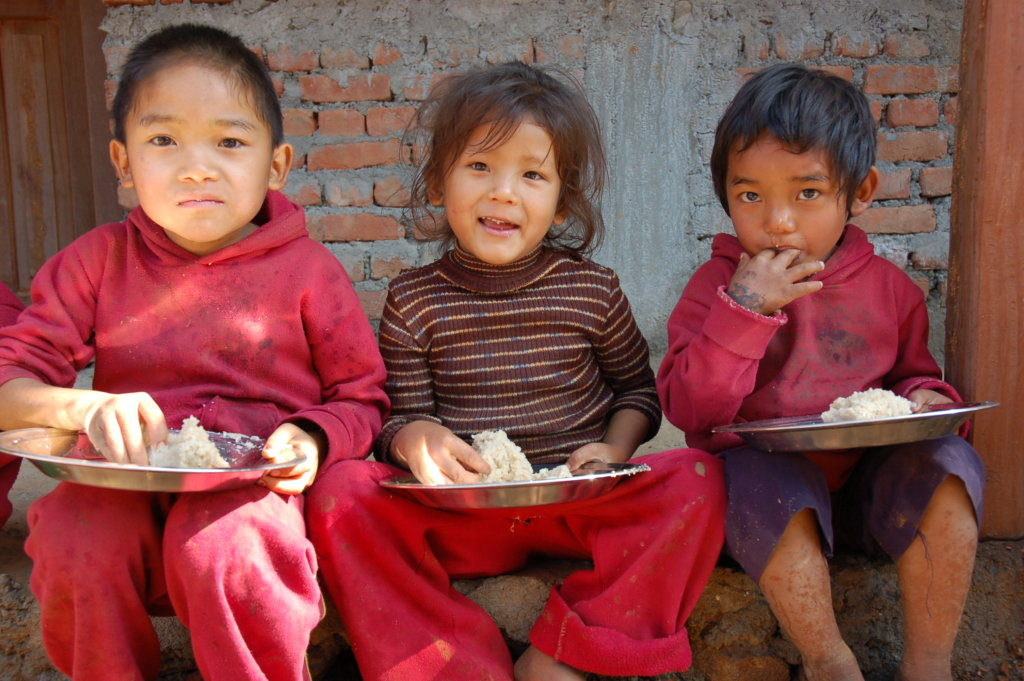 Help Rebuild a Nepal School after the Earthquake
