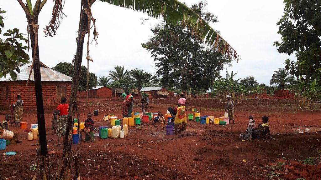 This new water pump has improved many lives