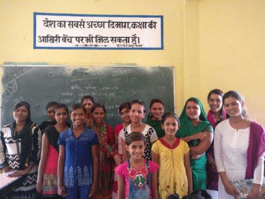 Seema's Peer Group
