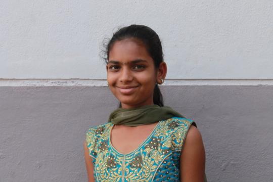 Girl Icon Rajeshwari