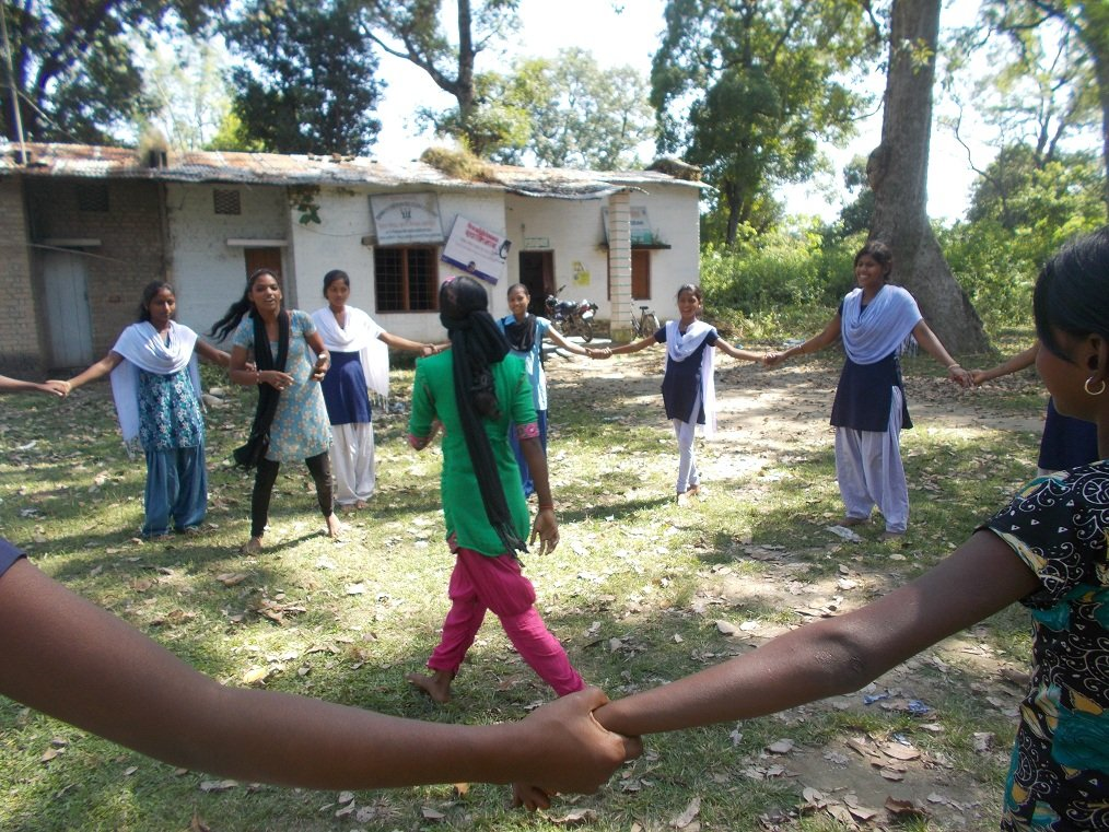 Empowering 3000 Girls Through Leadership Training