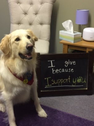 Aspen supporting our Giving Hope Campaign