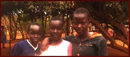 Young Kenyan Girls