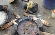 Improved Cookstoves for 25 Liberian Village Homes