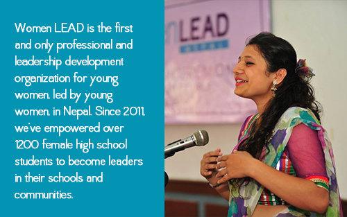 Rebuild Women LEAD's Home in Nepal