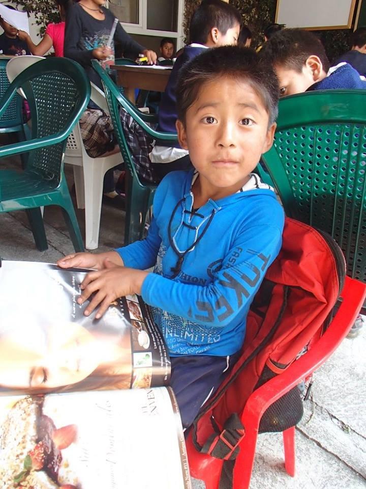 Operating an Education Center for 60 Children