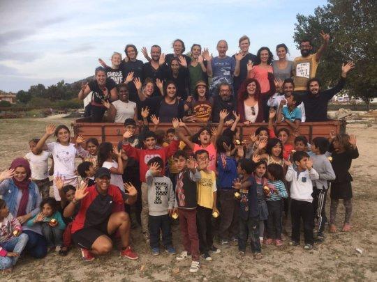 Team & Children