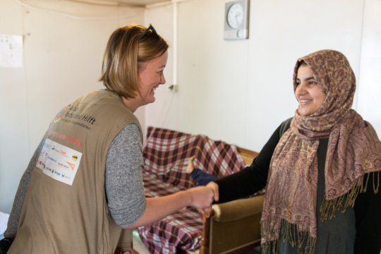 Our member organizations help refugees worldwide