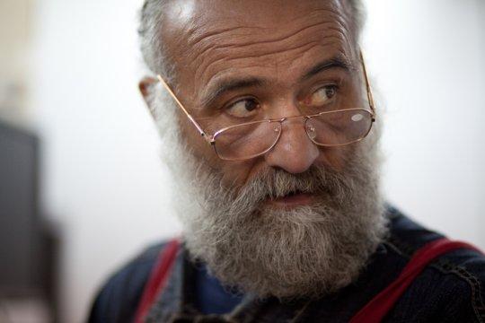 Horia got his retirement pension