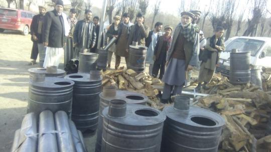 Badakhshan Winterization project