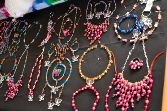 The girls jewelry for sale !