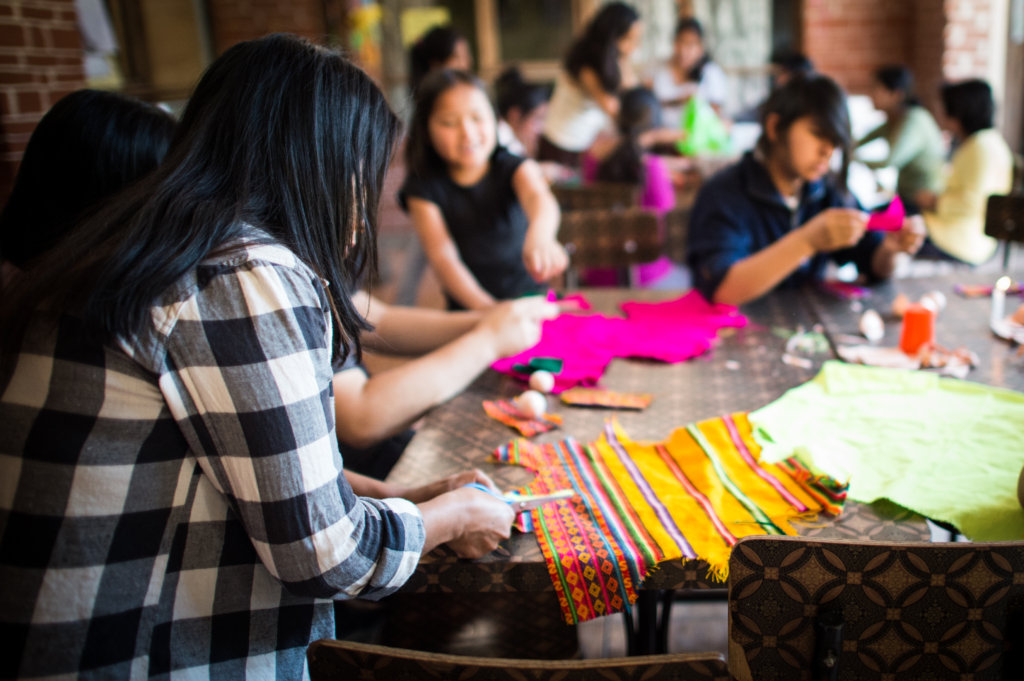 Empowerment workshops for young girls - Bolivia