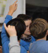 Tafel help kids go to school with supplies