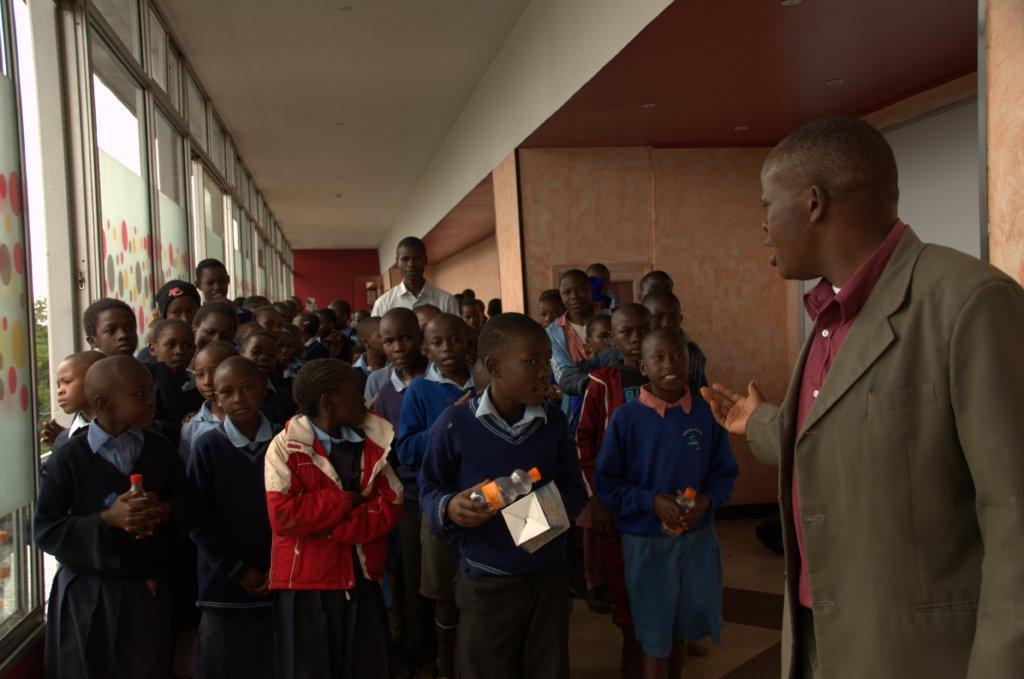 More than 10,000 Students in Nairobi