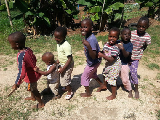 Childrens at Play
