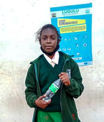 Joy at Lugulu High School