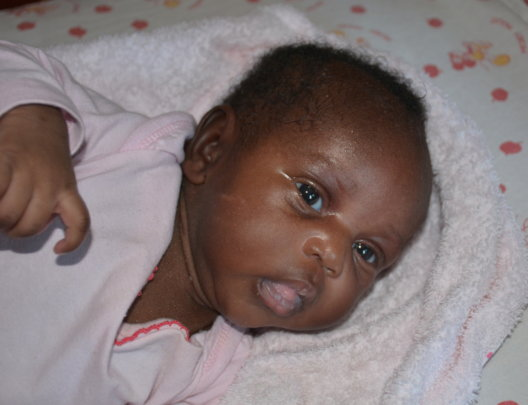 Baby Miriam