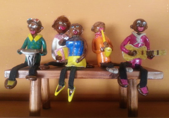 Musica band made by Uncle Tim
