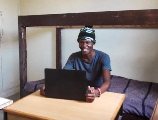 Student starting college