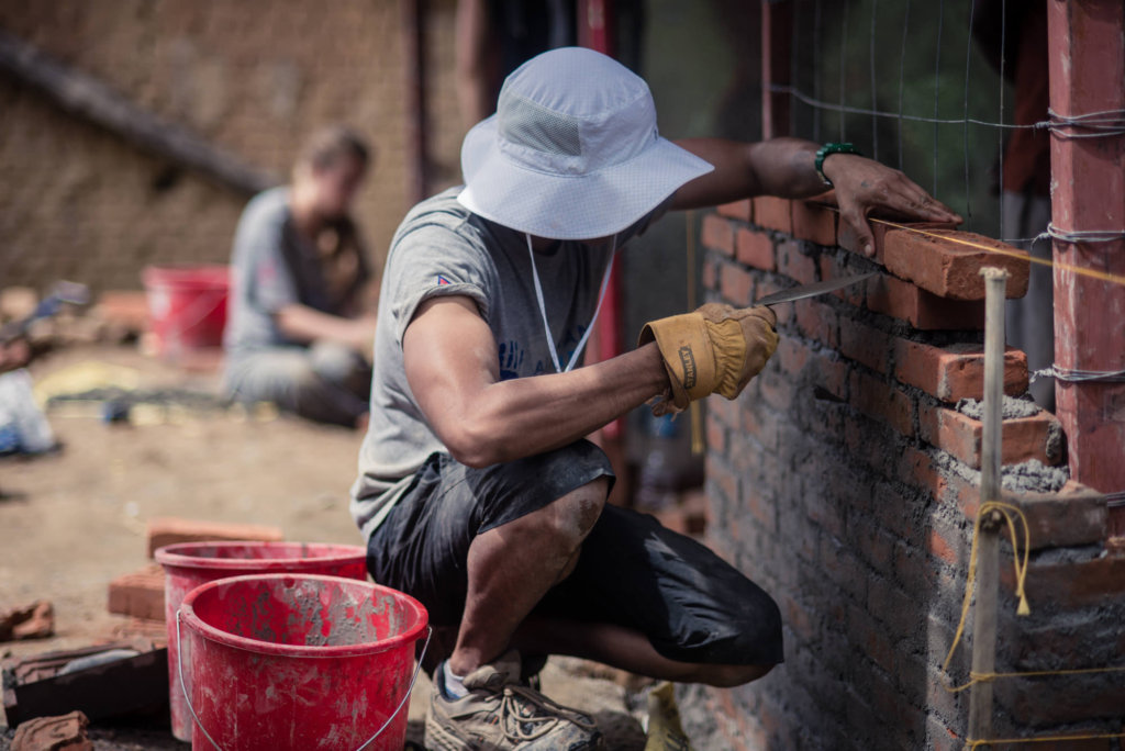 Resilient Homes for Nepal Earthquake Survivors