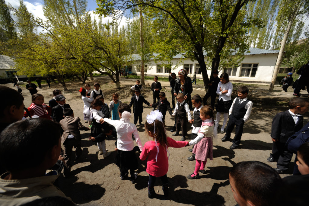 Early Education Program in Tajikistan