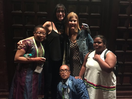 Self Advocates with Down syndrome