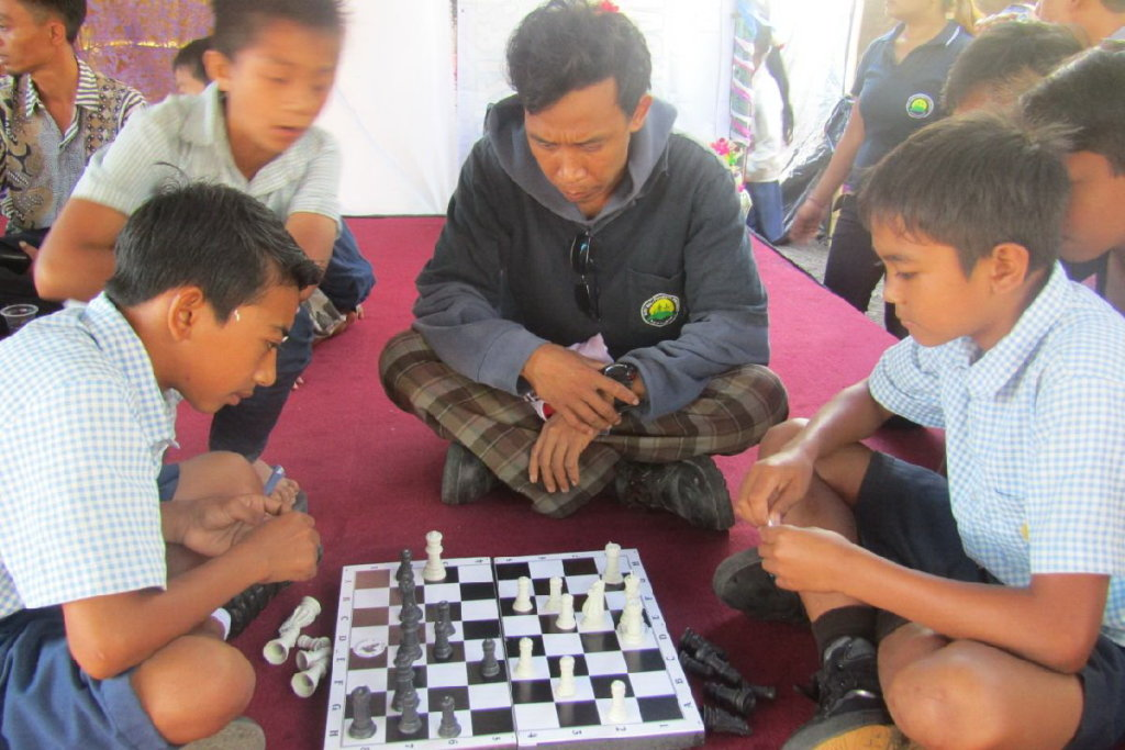 Inter-schools chess competition