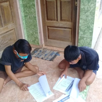 Taking exam from  home