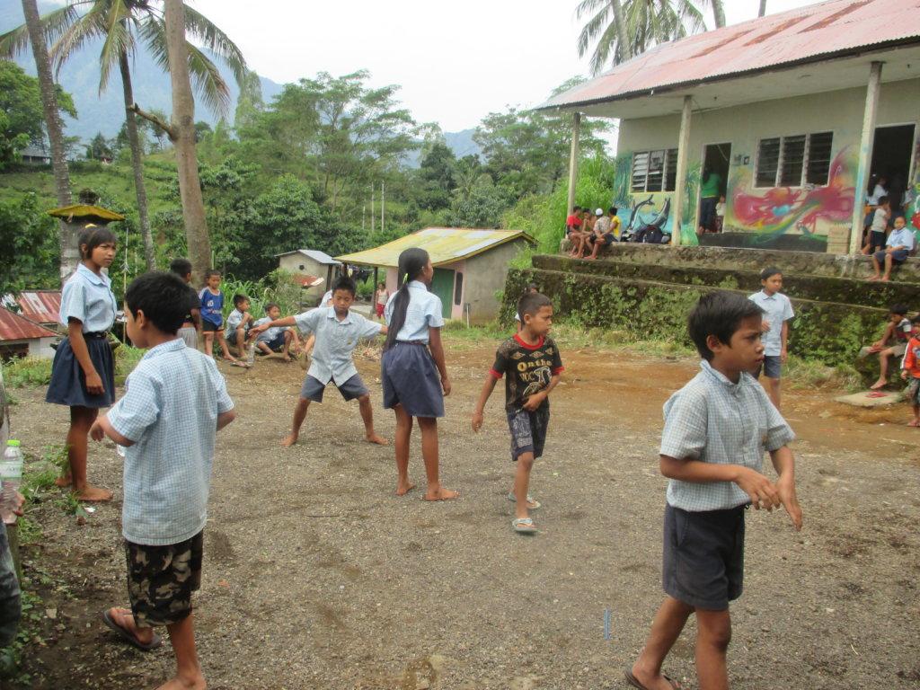 Education for 72 East Bali Mountain Children