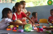 Provide preschool to 10 Cambodian kids for a year!