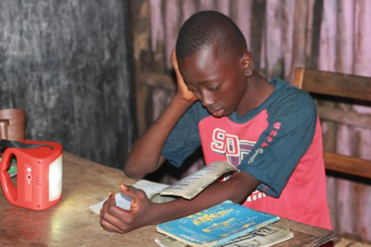 Help 20 Kids Study at Night With Safe Solar Lights